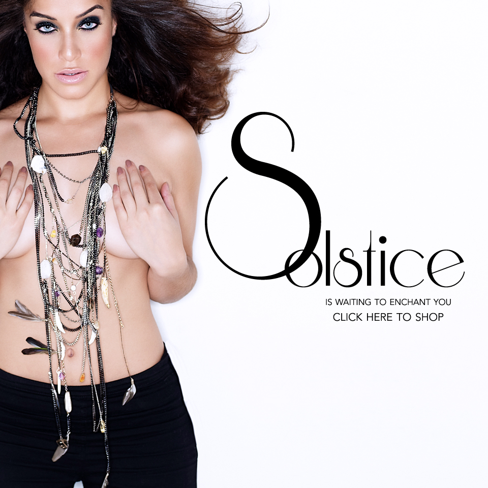 Adha Zelma - Solstice Collection