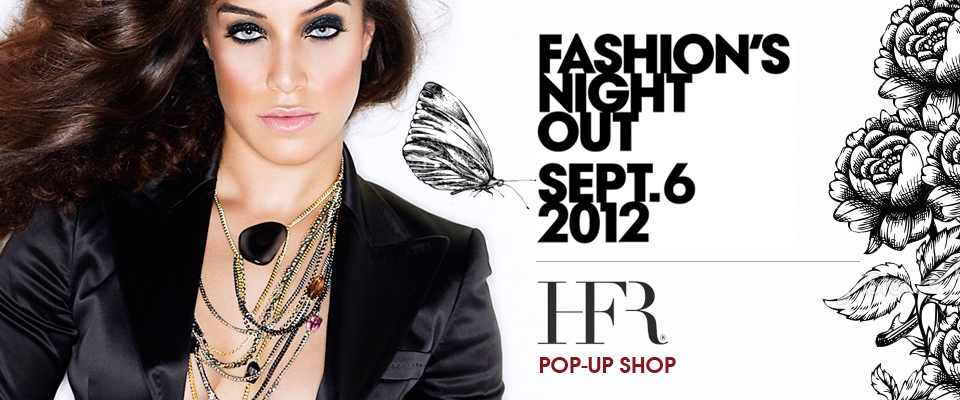 Adornments For You – Fashion's Night Out!