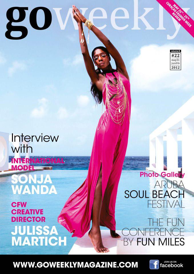 Go Weekly Magazine - Adha Zelma